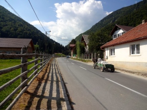 """Pronounced """"Zer-nesh-ti,"""" this is the main town near the seven villages of Bran. A one horse town for sure."""